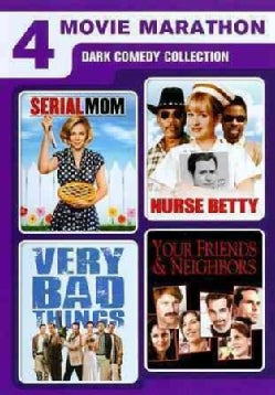 4 Movie Marathon: Dark Comedy Collection (DVD)