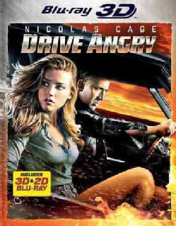 Drive Angry 3D (Blu-ray Disc)