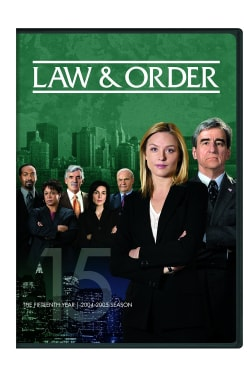 Law & Order: The Fifteenth Year (DVD)