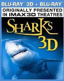 Sharks 3D (Blu-ray Disc)
