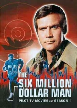 The Six Million Dollar Man: Season 1 (DVD)