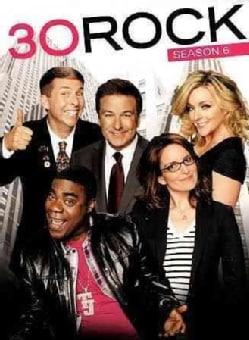 30 Rock: Season 6 (DVD)