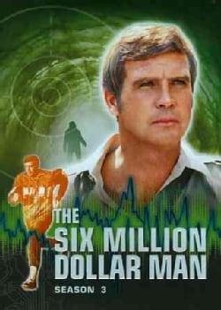 The Six Million Dollar Man: Season 3 (DVD)