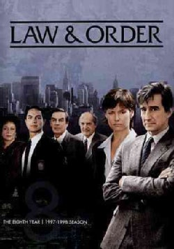 Law & Order: The Eighth Year (DVD)