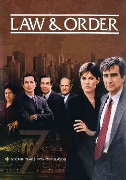 Law & Order: The Seventh Year (DVD)
