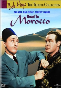 Road To Morocco (DVD)
