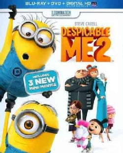 Despicable Me 2 (Blu-ray/DVD)