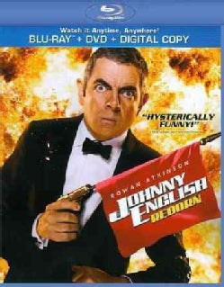 Johnny English Reborn (Blu-ray/DVD)