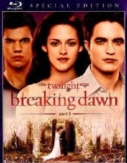 The Twilight Saga: Breaking Dawn Part 1 (Special Edition) (Blu-ray Disc)