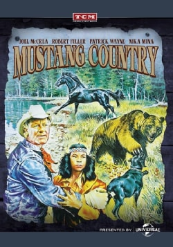 Mustang Country (DVD)