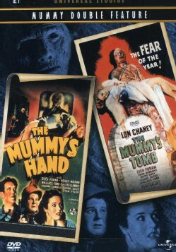 Mummy's Hand/Mummy's Tomb (DVD)