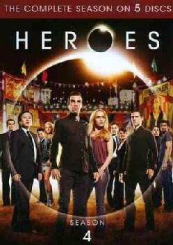 Heroes: Season 4 (DVD)