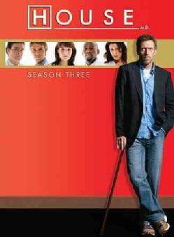 House: Season Three (DVD)