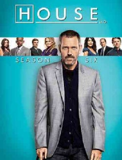 House: Season Six (DVD)
