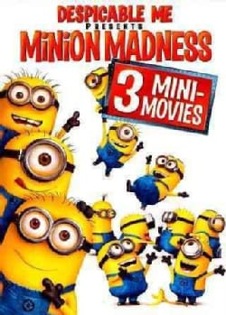 Despicable Me Presents: Minion Madness (DVD)