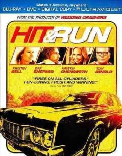 Hit & Run (Blu-ray Disc)