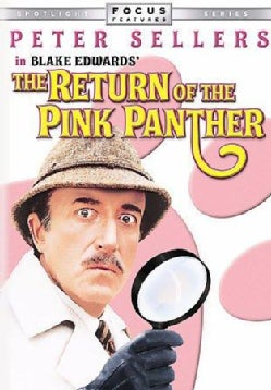 The Return Of The Pink Panther (DVD)
