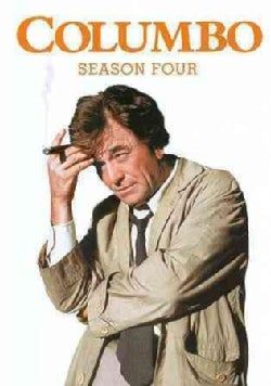 Columbo: The Complete Season Four (DVD)