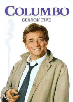 Columbo: The Complete Season Five (DVD)