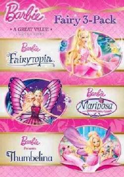 Barbie Fairy 3-Pack (DVD)