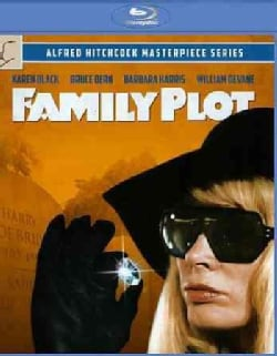 Family Plot (Blu-ray Disc)