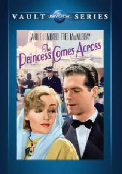 The Princess Comes Across (DVD)