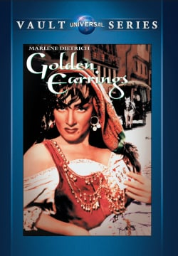 Golden Earrings (DVD)