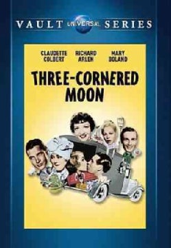 Three-Cornered Moon (DVD)