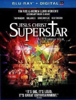 Jesus Christ Superstar Live Arena Tour (Blu-ray Disc)