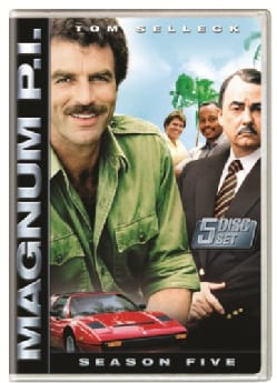Magnum P.I.: Season Five (DVD)