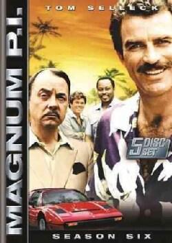 Magnum P.I.: Season Six (DVD)
