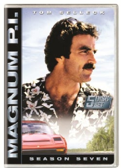 Magnum P.I.: Season Seven (DVD)