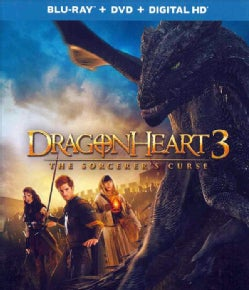 Dragonheart 3: The Sorcerer's Curse (Blu-ray Disc)