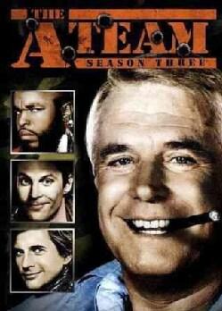 The A-Team: Season Three (DVD)