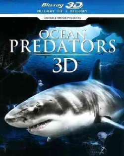 Ocean Predators 3D (Blu-ray Disc)