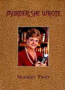 Murder, She Wrote: Season Two (DVD)