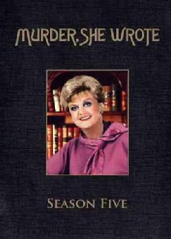 Murder, She Wrote: Season Five (DVD)