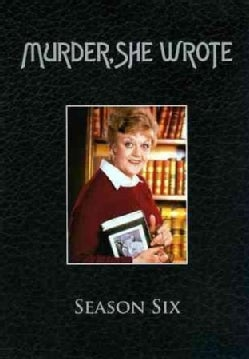 Murder, She Wrote: The Complete Sixth Season (DVD)