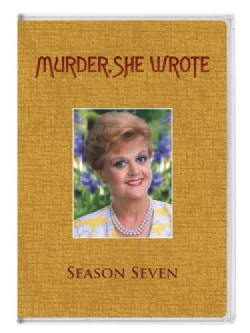 Murder, She Wrote: Season Seven (DVD)