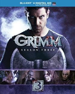Grimm: Season Three (Blu-ray Disc)
