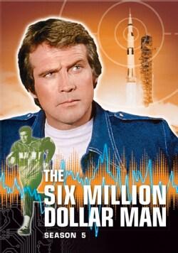 The Six Million Dollar Man: Season 5 (DVD)