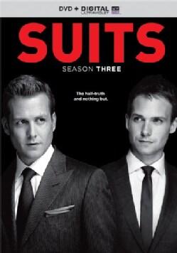 Suits: Season Three (DVD)