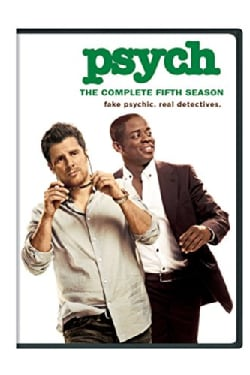 Psych: The Complete Fifth Season (DVD)