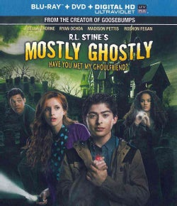 Mostly Ghostly 2: Have You Met My Ghoulfriend? (Blu-ray Disc)