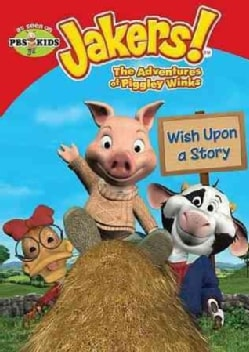 Jakers!: The Adventures of Piggley Winks: Wish Upon a Story (DVD)