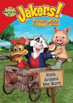 Jakers!: The Adventures of Piggley Winks: Rock Around the Barn (DVD)
