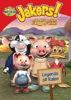 Jakers!: The Adventures of Piggley Winks: Legends of Raloo (DVD)