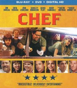 Chef (Blu-ray Disc)