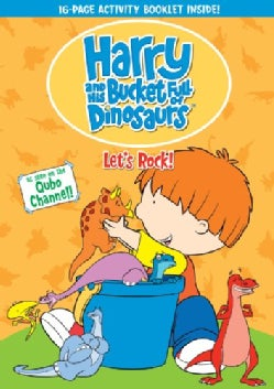 Harry and His Bucket Full of Dinosaurs: Let's Rock! (DVD)