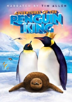Adventures of the Penguin King (DVD)